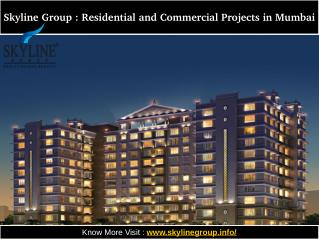 Skyline Group : Real Estate Company Mumbai