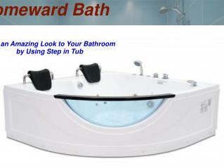 Remodel Your Bathroom with Homeward Bath