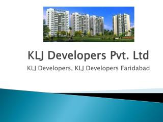 KLJ Developers Pvt. Ltd
