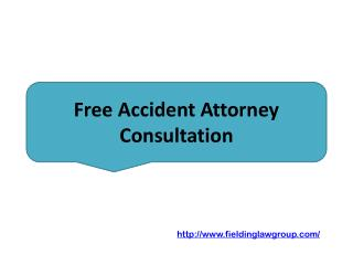 Free Accident Attorney Consultation