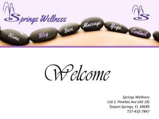 Local Massage Therapists in Holiday, FL