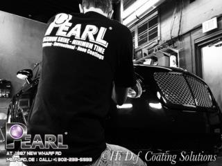 Designed for Professionals it's Pearl Nano Coatings