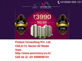 Victory Ace Sector 143 Noida Call@ 9599595101