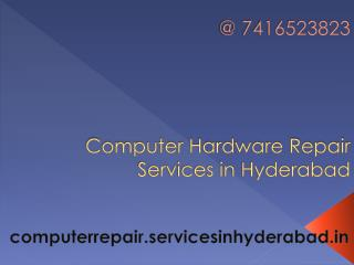computer repair services in hyderabad by professional