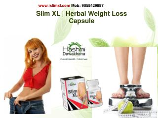 Slim XL - Weight Loss Products - Herbal Weight Loss
