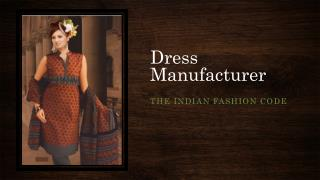 Textile Export is the Manufacturer and Wholesaler of Dress in Surat, India at Cheap Price