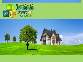 Important facts to know about zero energy buildings