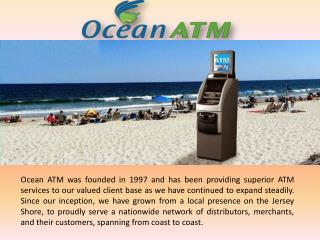 New ATM Machine for Sale | Ocean ATM