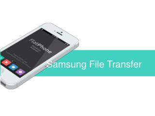 Samsung File Transfer