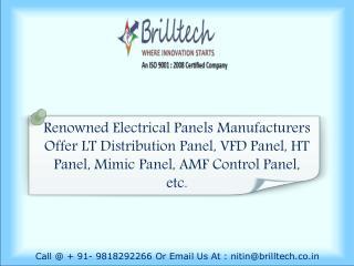 DG Synchronization Panel Maharashtra India