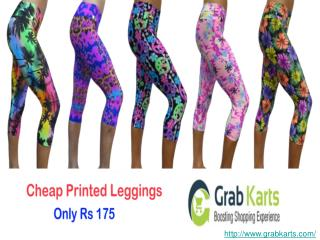 Printed Leggings - Shop The Latest Trends For Only Rs 175