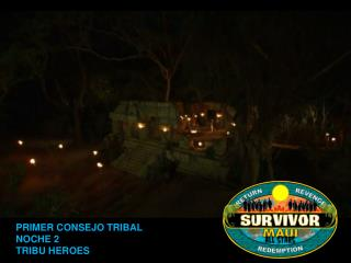 Survivor All Stars TC 1