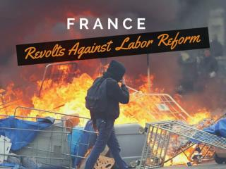 France revolts against labor reform