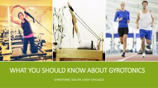 Gyrotonic Downtown Chicago