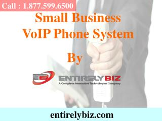 Small Business Phone Systems and Services