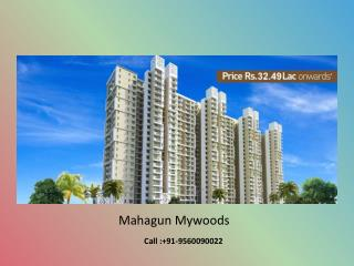 Mahagun Mywoods Residential Project Greater Noida West