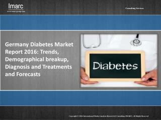 Germany Diabetes Market Report: 2016 – 2020