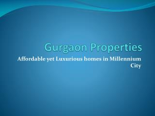 Property in Gurgaon for Sale at BookMyHouse