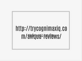 http://trycognimaxiq.com/aviqua-reviews/