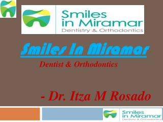 Pediatric Dentistry in Miramar