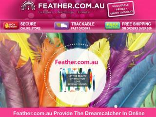 Feather.com.au Provide The Dreamcatcher In Online