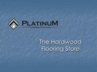 Platinum Flooring