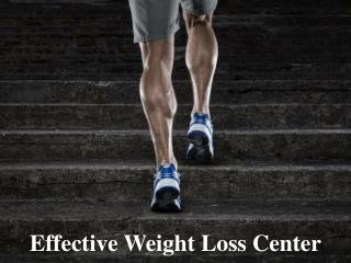 Effective Weight Loss Center