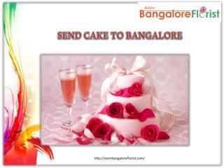 Send Cake to Bangalore