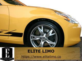 Elite Limo - Best For Ground Transportation