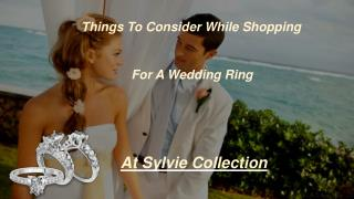 Buy Vintage Style Wedding Ring