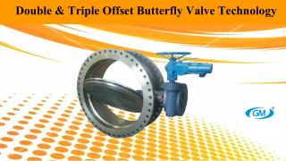 Double and Triple Offset Butterfly Valve Technology
