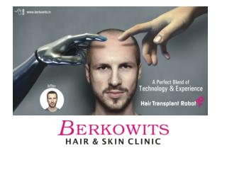 Robotic Hair Transplant Clinic in India