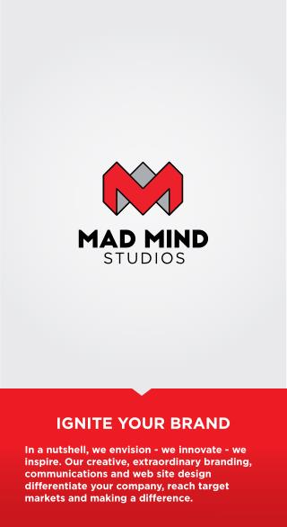 Mad mindstudios - web design, logo design and branding design los angeles