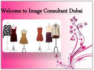 Image Consultant Dubai