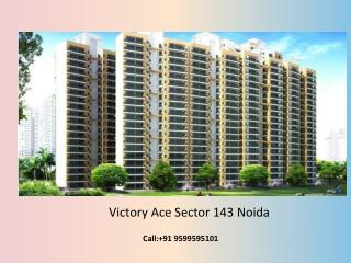 Reviews Victory Ace Floor Plans Sector 143 Noida Expressway