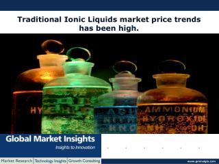 Ionic liquids market size forecast to exceed USD 2 billion by 2022