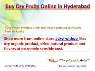 Buy spices online Hyderabad
