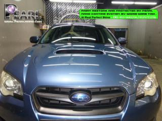 The Paint restore and Protected by Pearl Nano Coating System