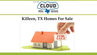 Killeen, TX Homes For Sale