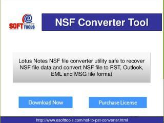 NSF Converter