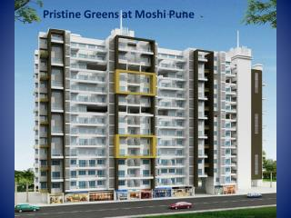 Pristine Greens at Moshi Pune