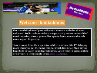 Movies addons at kodiaddons.net