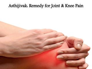 Asthijivak:-Muscle&knee Pain Relief Oil