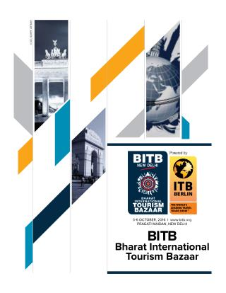 BITB | Delhi International Travel Mart 2016