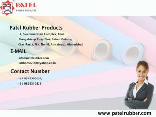 Rubber Compound Manufacturer, Anti Vibration Mounting Pad
