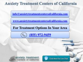 Anxiety Treatment Centers of California