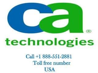 CA Antivirus Technical Support | 1.888.551.2881