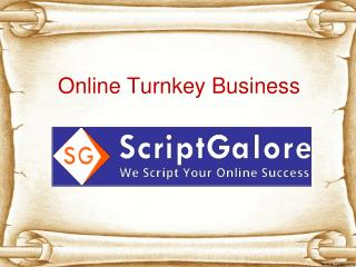How to Increase Earnings from Online Turnkey Business