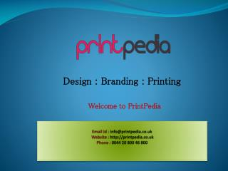 Printing Solutions UK - PrintPedia