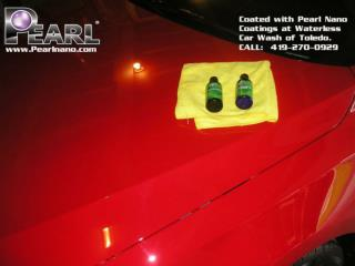 Pearl Nano Auto Body Coating for Permanent Protection